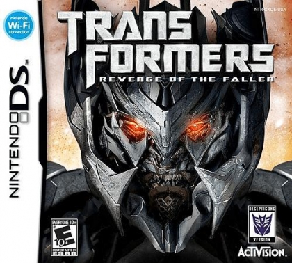 Transformers - Revenge of the Fallen - Decepticons Version